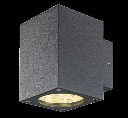 Wall Light Quadro: RUNDEL QUADRO W