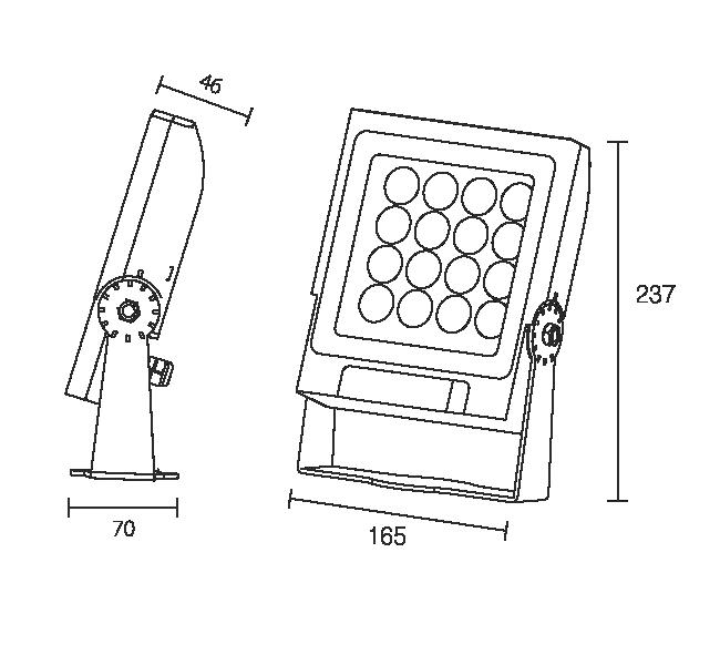BOX IP65 draw