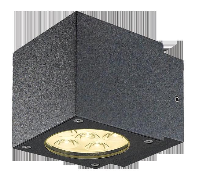 Rundel Quadro-W Mono 6W 220V IP65